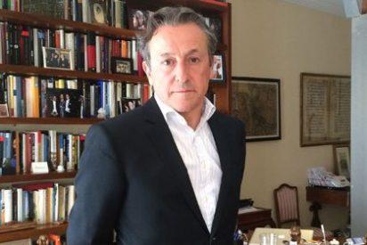 Hermann Tertsch acorrala a Alberto Garzón tras su ataque a Ciudadanos
