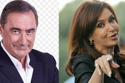 """Carlos Herrera da con la tecla a la hora de hablar de Cristina Fernández de Kirchner: """"Es una incapaz y una desequilibrada"""""""