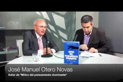 Entrevista a Otero Novas, ex ministro autor de 'Mitos del pensamiento dominante'