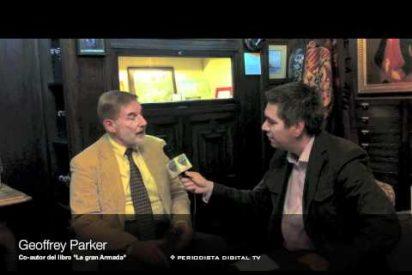 Entrevista a Geoffrey Parker, co-autor de 'La gran armada'.- Septiembre 2011-
