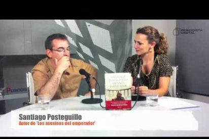 Entrevista a Santiago Posteguillo autor de 'Los asesinos del emperador' -8 septiembre 2011-