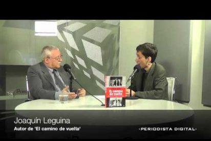 Entrevista a Joaquín Leguina autor de 'El camino de vuelta'