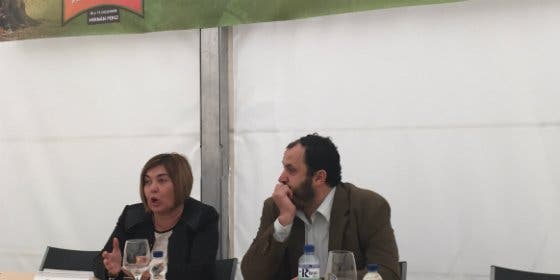 """Charo Cordero pide conceder a los recursos de Gata un """"valor patrimonial"""""""