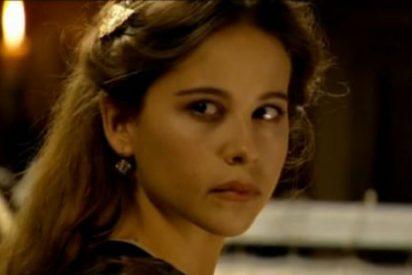 La actriz Irene Escolar ('Isabel') la lía parda en Twitter con sus declaraciones antisistema