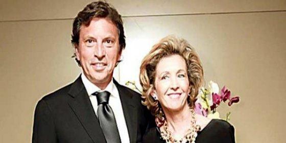 Aparatoso accidente de Mateo Isern y esposa al ser embestida la moto en que viajaban