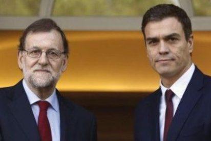 """Pedro Sánchez dice a Rajoy que intentará formar un """"Gobierno de cambio"""" para meterse en La Moncloa"""