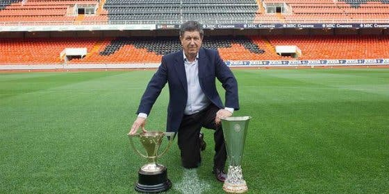 ¡Podría volver a ser el presidente del Valencia!