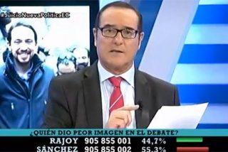 Antonio Jiménez despelleja a Pablo Iglesias: