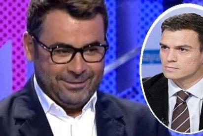 """Jorge Javier Vázquez: """"Votaré a Pedro Sánchez; hay una campaña para quitarlo de en medio"""""""