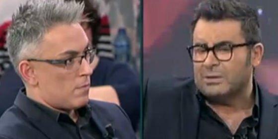 Una megabronca entre Kiko Hernández y Jorge Javier Vázquez saca toda la 'porquería' que hay detrás de 'Sálvame'