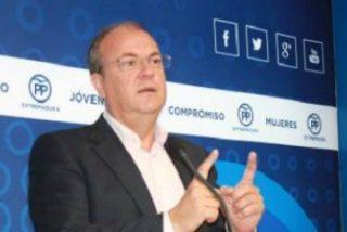 Monago afirma que en los últimos seis meses Extremadura ha estado huérfana de gobierno