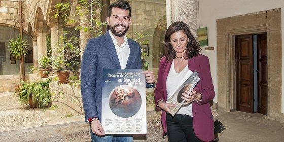 La primera edición del programa 'Teatro de Calle en Navidad' recorrerá 20 municipios de la provincia de Cáceres