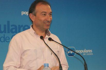 Laureano León seguirá siendo concejal de Cultura de Cáceres
