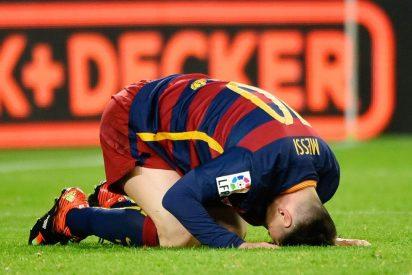 El Barça se duerme otra vez y el Depor se la cuela dos veces (2-2)