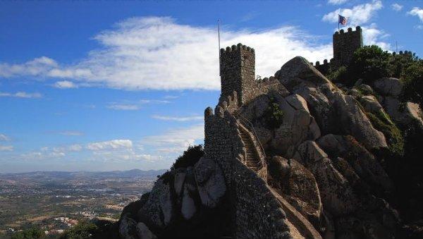 Rutas por los castillos de Lisboa
