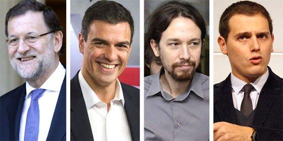 Sale otra encuesta y sitúa al PP en cabeza y al PSOE en caída libre como cuarta fuerza