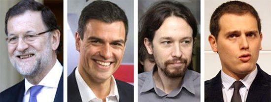 La encuesta de ABC ratifica al CIS: triunfo holgado del PP y porrazo del PSOE