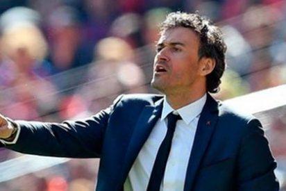 """Luis Enrique: """"El fútbol no nos ha dado el premio"""""""