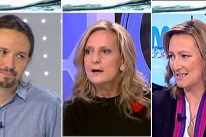 """San Sebastián e Isabel Durán, indignadas con el """"tufo machista"""" de Iglesias"""