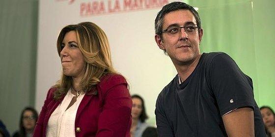 Eduardo Madina exige un congreso del PSOE, echar a Pedro Sánchez y alejarse de Podemos