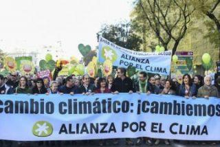 Manos Unidas denuncia en París los efectos del cambio climático en los desfavorecidos