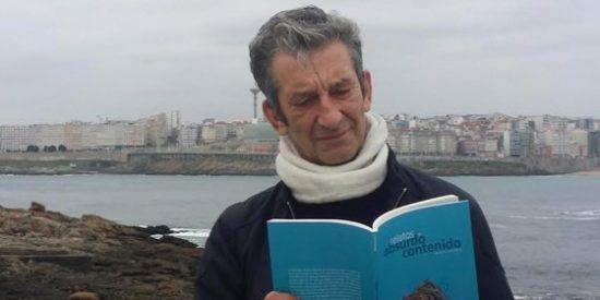 Manuel Guisande mezcla surrealismo, sano humor y mucha imaginación en su último libro
