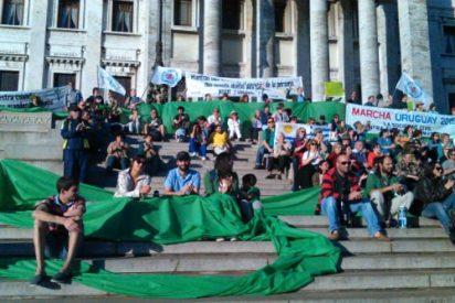 Uruguay: marcha contra el cambio climático