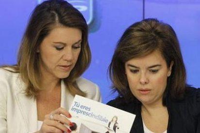 Cospedal, Soraya, Cifuentes y Feijóo: la renovación imparable del PP