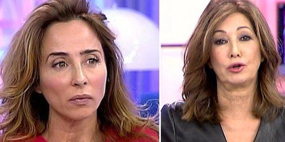 María Patiño vuelve a 'El programa de Ana Rosa' seis meses después