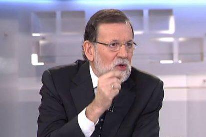 La 'contra' de Rajoy tuvo 2.869.000 espectadores y el debate Sánchez-Iglesias-Rivera sólo 755.000