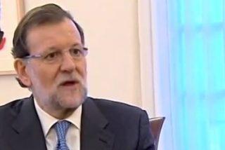 """La autocrítica de Rajoy: """"Pasé demasiado tiempo encerrado en el despacho"""""""