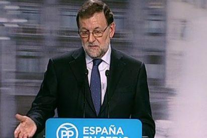 """Mariano Rajoy intentará pactar con los partidos """"de orden constitucional"""""""