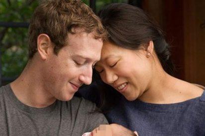 La hija de Mark Zuckerberg llega con un cheque de 45.000 millones de dólares