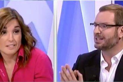 """Maroto pide claridad a la socialista Martu Garrote ante el horizonte de un gran pacto PSOE-Podemos: """"¡No tomes el pelo a la gente!"""""""