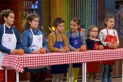 'Master Chef Junior' (16,6%) consigue remontar y se zampa a 'Torrente 4' (15,5%)