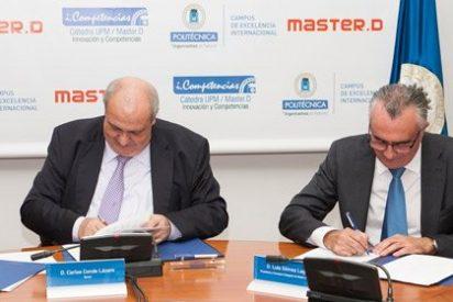 MasterD sigue creciendo y ha creado la Cátedra Innovación y Competencias
