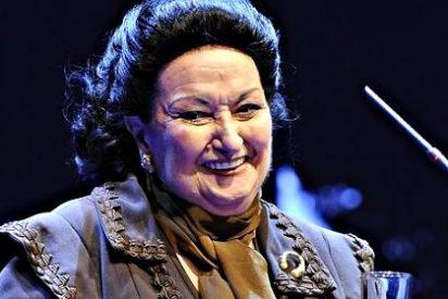 La diva Montserrat Caballé, condenada a seis meses de cárcel por fraude a Hacienda