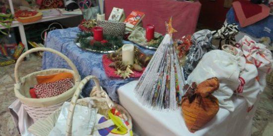 Zafra Solidaria ha iniciado su mercadillo de Navidad