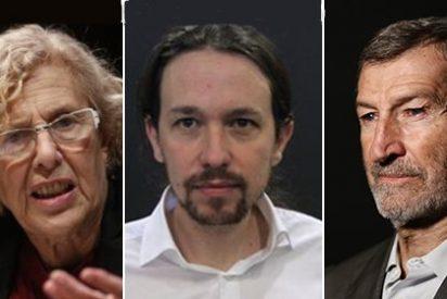 Las cartas de tres militares que ponen a Podemos a caer de un burro