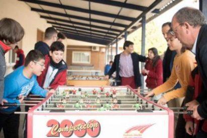 Monago apela a otros partidos para que no cuestionen la enseñanza concertada