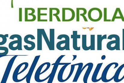 Gas Natural, Iberdrola y Telefónica, las empresas de la Bolsa de Madrid con mejor información pública