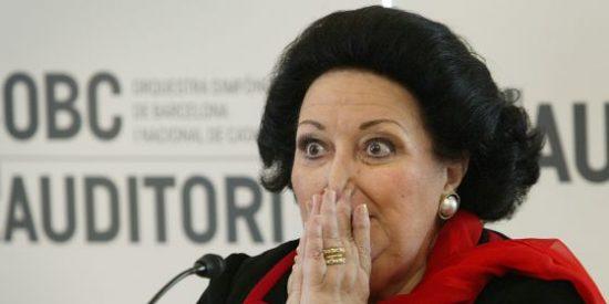 Montserrat Caballé, 6 meses de cárcel y 254.000 € por defraudar medio millón