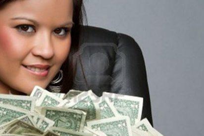 El número de mujeres multimillonarias crece más rápido que el de los hombres