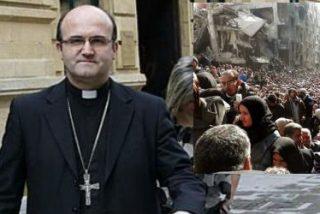 """Munilla pide que se ayude a los refugiados de Siria e Irak """"en su lugar de origen"""""""