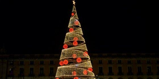 El Mercado de Navidad en Lisboa