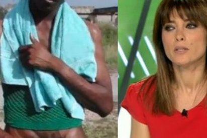 El vídeo del negro con un pene enorme que se 'coló' en 'La Sexta Noticias' es un montaje