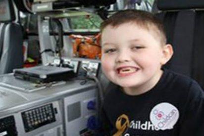 Muere el niño de 7 años por el que un pueblo de Canadá adelantó la Navidad
