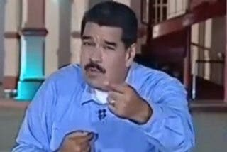 El cabreado Maduro amenaza a los chavistas con dejarles sin viviendas: