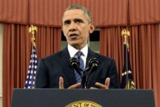 """Obama denuncia la """"persecución"""" de los cristianos en Oriente Medio en su mensaje navideño"""