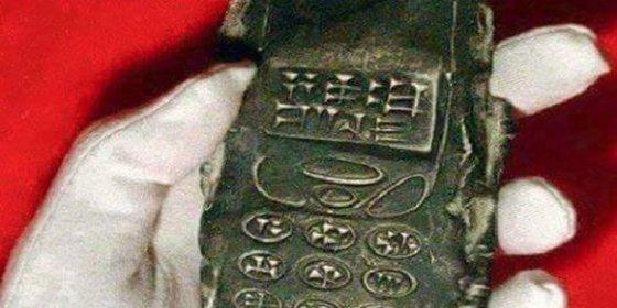 El teléfono móvil de 800 años de antigüedad que deja 'colgados' a muchos